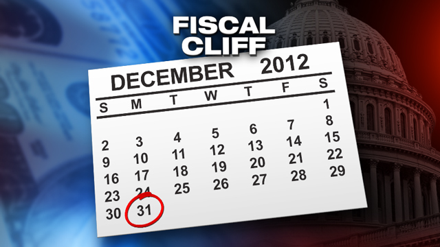 "Looming ""Fiscal Cliff"" Deadline & You"